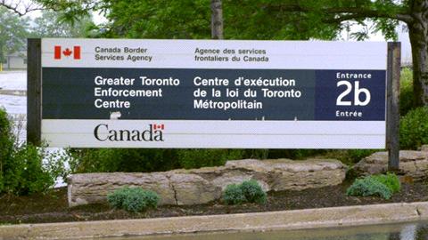 Greater Toronto Enforcement Centre