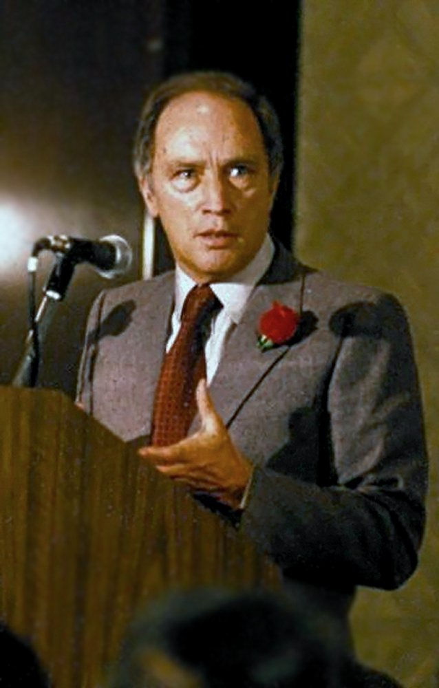 Pierre Eliot Trudeau