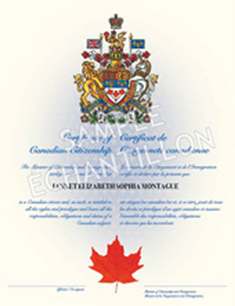 Canadian Citizenship Application Immigroup We Are Immigration Law