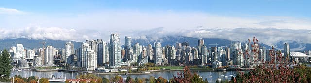 Vancouver by Thom Quine [CC BY 2.0 (https://creativecommons.org/licenses/by/2.0)]