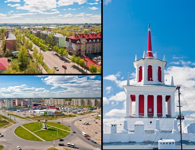 Dzerzhinsk by Юрий Лебедев [CC BY-SA (https://creativecommons.org/licenses/by-sa/4.0)]