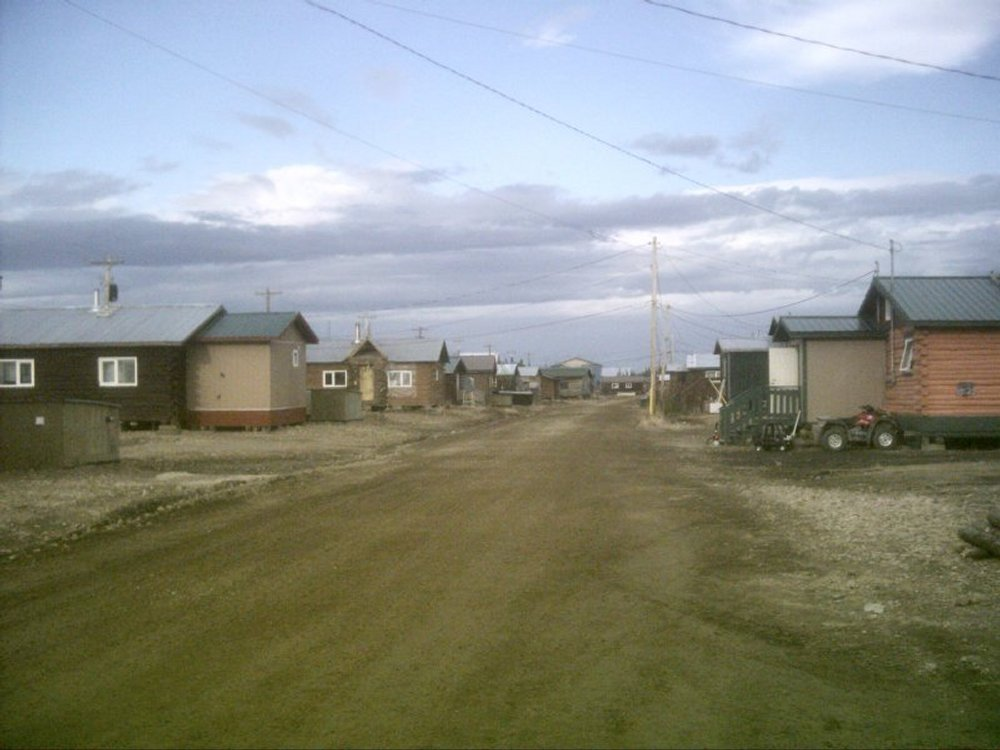 Old Crow, Yukon By Murray Dewing (Flickr) [CC BY 2.0 (https://creativecommons.org/licenses/by/2.0)], via Wikimedia Commons