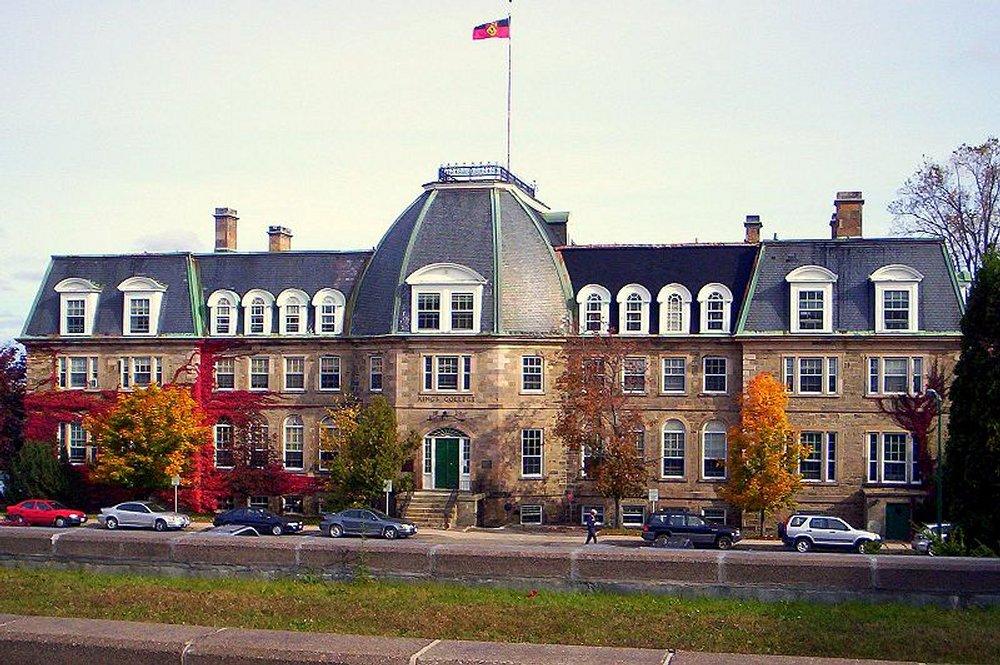 University of New Brunswick, Frederiction