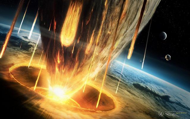Asteroid via https://www.flickr.com/photos/will_spark/8603571212