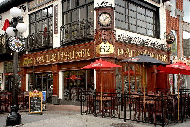 Aulde Dubliner, Ottawa by Vince Alongl
