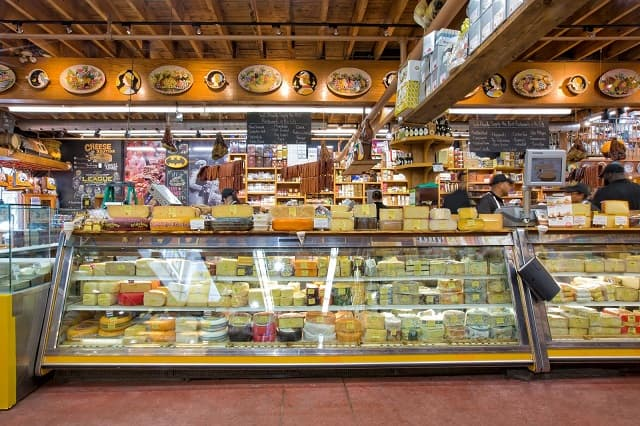 Cheese Boutique interior (used with permission)