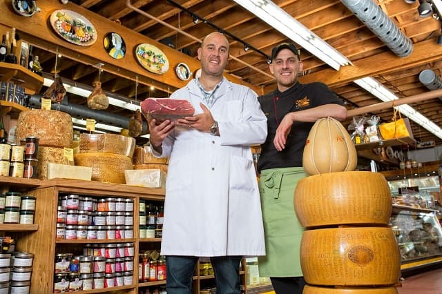 Cheese Boutique staff (used with permission)