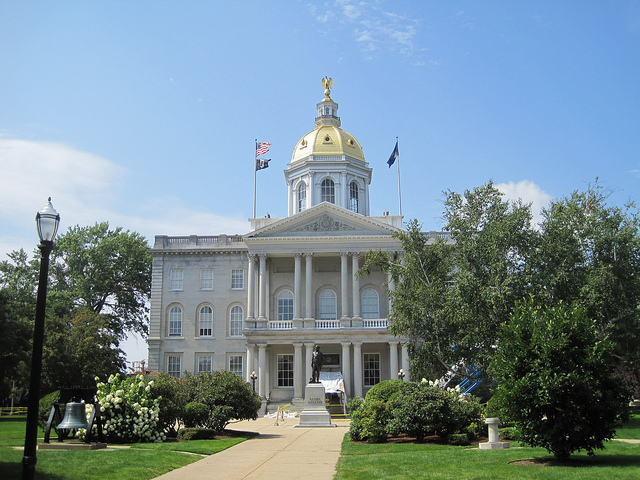 Concord, NH by https://www.flickr.com/photos/teemu08/