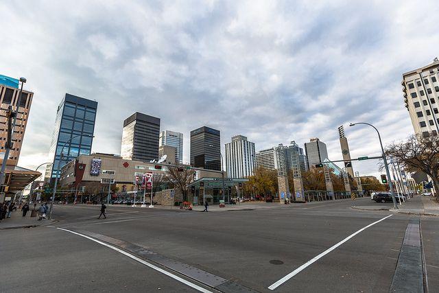 Edmonton by IQRemix