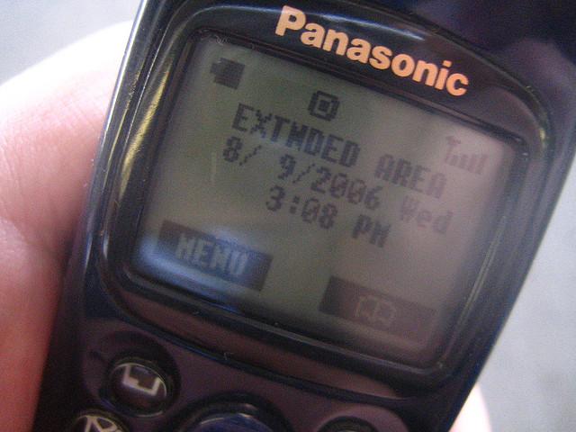 Extend Area Alert via https://www.flickr.com/photos/spine/214761894/