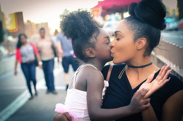 Girl and mother via https://pixabay.com/photos/girl-mother-daughter-mum-people-2480361/