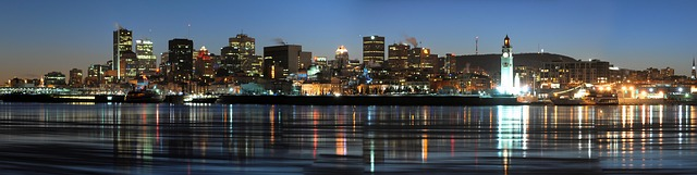 Ile Montreal via https://pixabay.com/en/montreal-skyline-city-canada-865436/