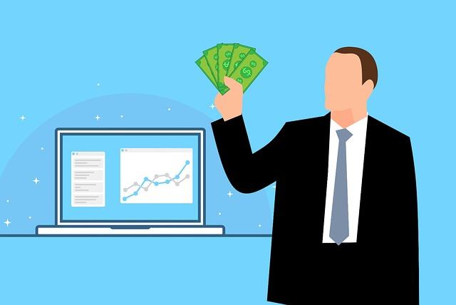 Investor via https://pixabay.com/en/analyzing-profit-business-3693455/