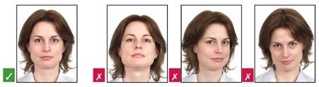 IRCC's photo examples