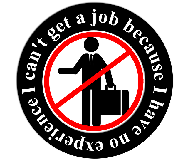 Can't get a job