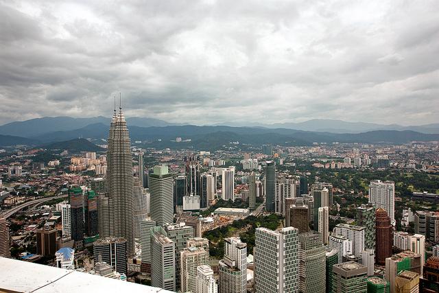 Kuala Lumpur by Andrea Schaffer https://flic.kr/p/j8W6H5