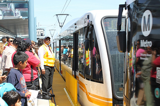 LA Metro Line Opening https://www.flickr.com/photos/stevebott/