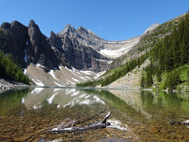 Lake in BC [Public Domain]