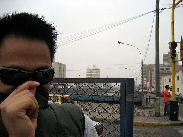 Lima Smog by G M