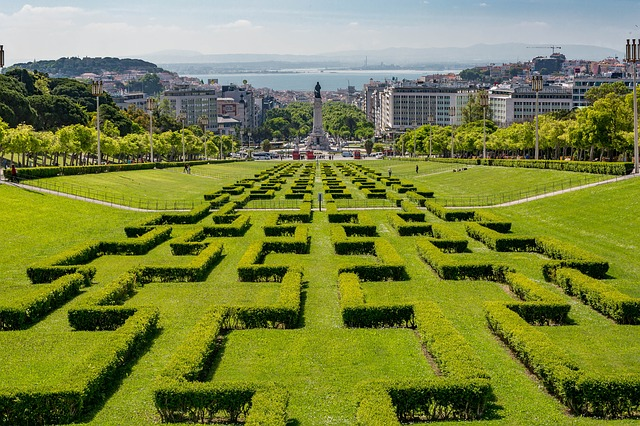 Lisbon via https://pixabay.com/en/lisbon-portugal-europe-travel-938996/