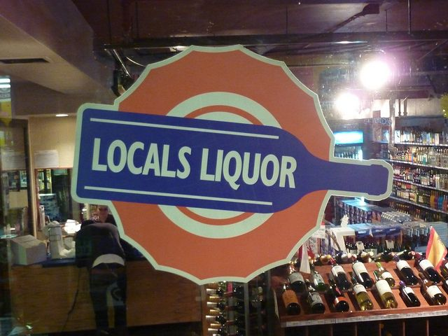 Locals Liquor by Andrew Bowden