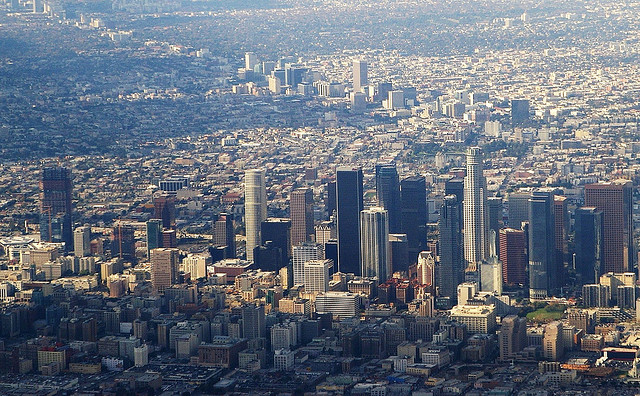 Los Angeles in good light by Ron Reiring https://flic.kr/p/5KKrvB