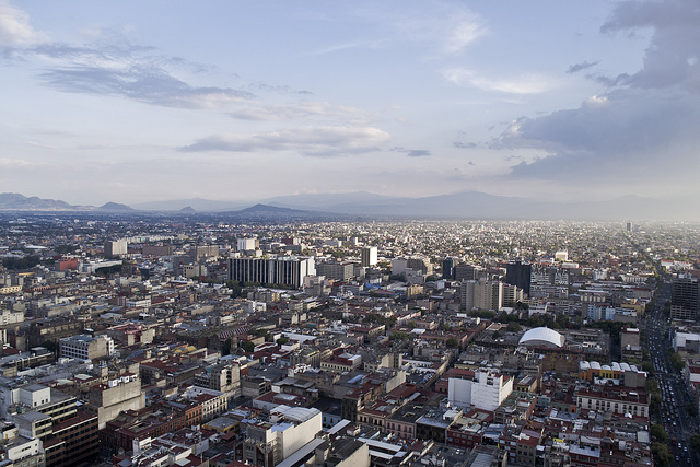 Mexico City by Kasper Christensen https://flic.kr/p/amM1V4