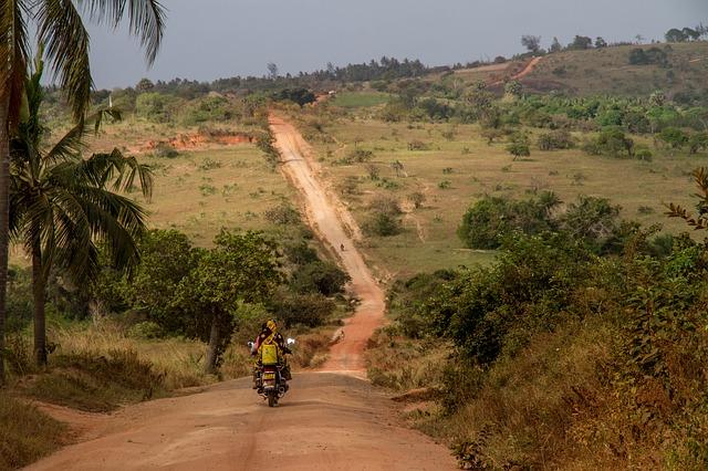 Nature Road, Kenya