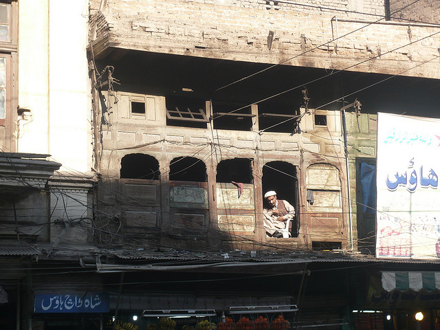 Old Peshawar City by https://www.flickr.com/photos/thewazir/