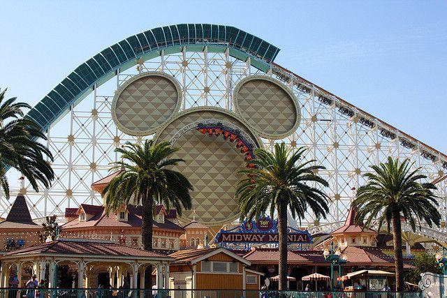 Disneyland by Tyler