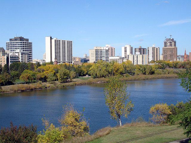 Saskatoon by Daryl Mitchell