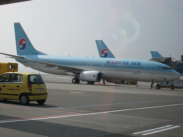 Seoul Airport by https://www.flickr.com/photos/karendotcom127/