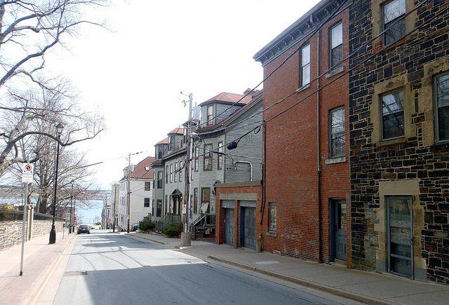 Halifax by Brian Burke
