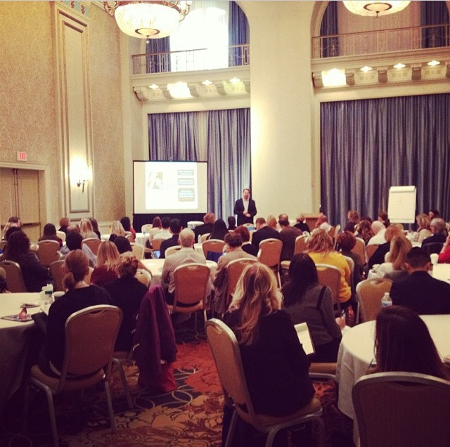 Lee Odden presenting at PRSA by TopRank Online Marketing https://www.flickr.com/photos/toprankblog/