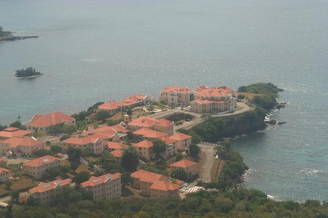 St. George's University, Grenada https://www.flickr.com/photos/madmack/
