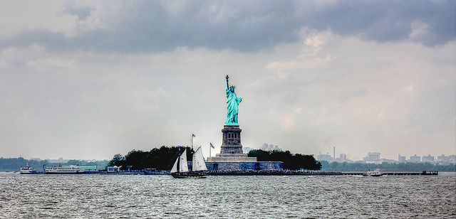 The Statue of Liberty by Mobilus in Mobili
