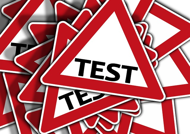 Test Sign via https://pixabay.com/en/road-sign-right-of-way-test-361513/