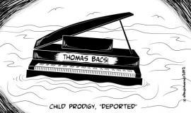 Thomas Bcsi, deported