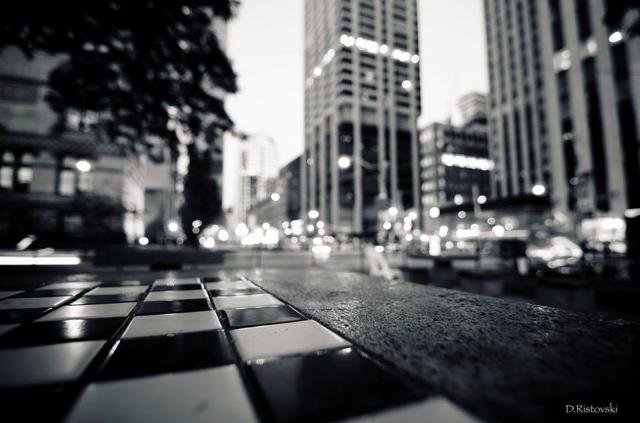 Toronto by David Ristovski