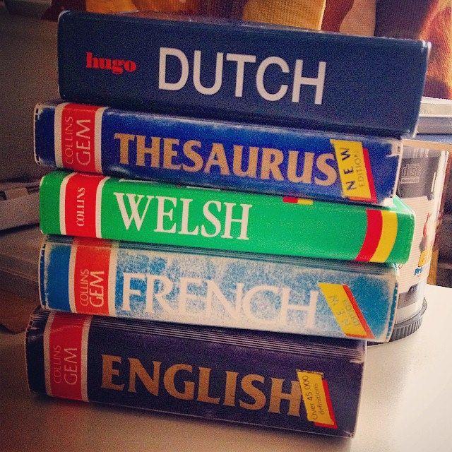 Idiomas by https://www.flickr.com/photos/joybot/