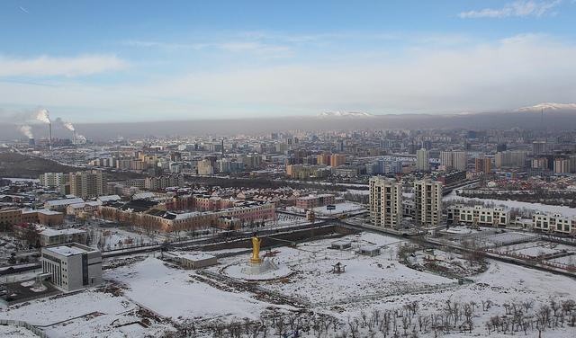Ulaanbaatar by https://www.flickr.com/photos/wild_speedy/