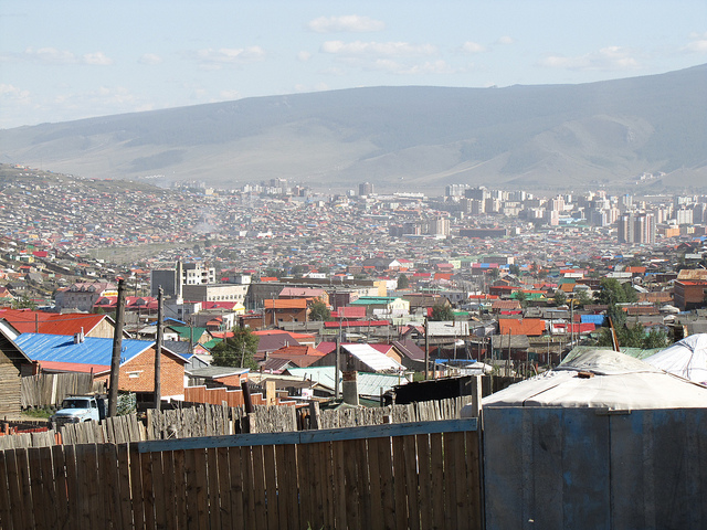 Ulaanbaatar by https://www.flickr.com/photos/69583224@N05/