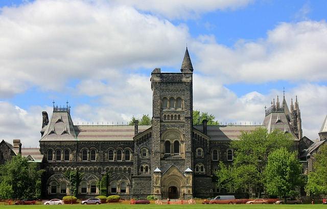 University of Toronto via https://pixabay.com/en/campus-ontario-toronto-college-347285/