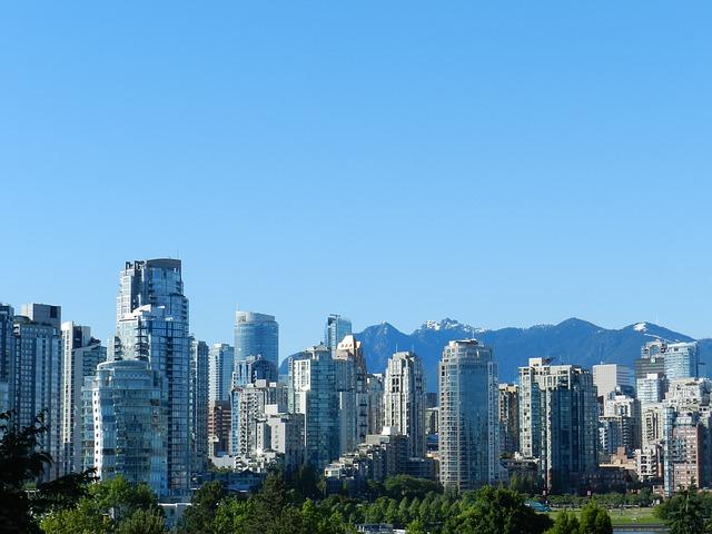 Vancouver via https://pixabay.com/en/vancouver-british-columbia-canada-216595/