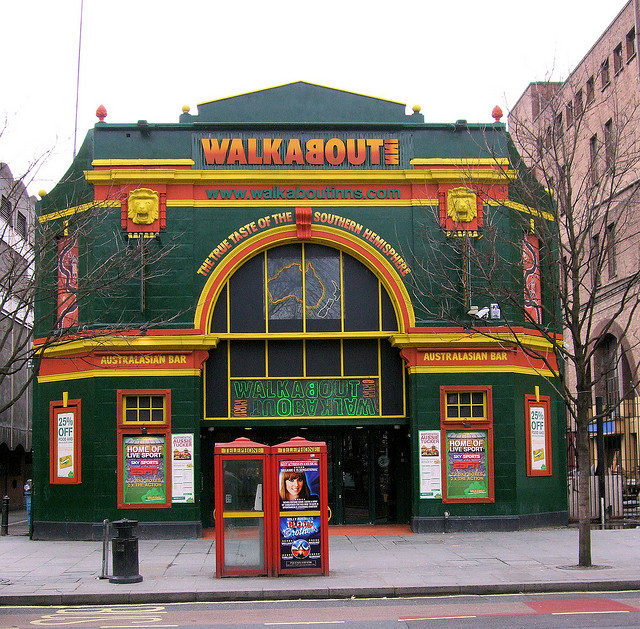 Walkabout Bar by Jim Linwood