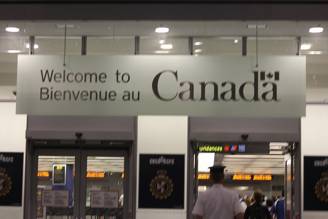 Welcome to Canada by CJ Le