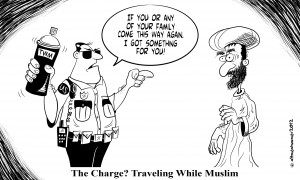 Don't Travel to the US if You're Muslim
