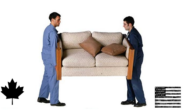 Moving Furniture Internationally Across The Us Canada