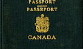 Canadian 1936 Vimy Ridge Pilgrimage Passport