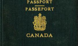 Vimy Passport By Government of Canada (Canadian War Museum Artifact Number: 19900069-002) [Public domain], via Wikimedia Commons